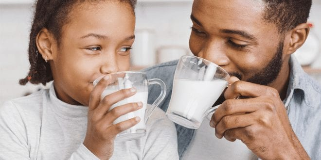 guidelines promoting cow's milk are harmful to children