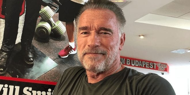 Arnold Schwarzenegger has ditched meat and dairy to focus on plant-based eating