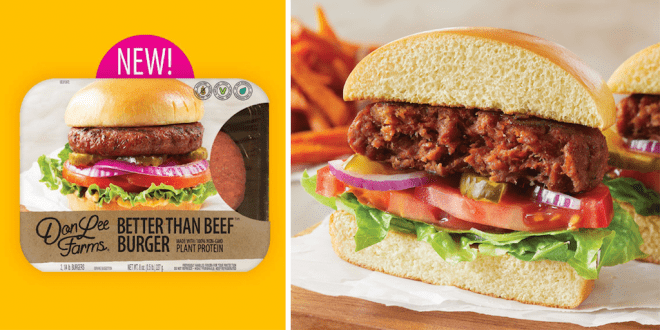 Costco launches vegan 'Better than Beef' burger