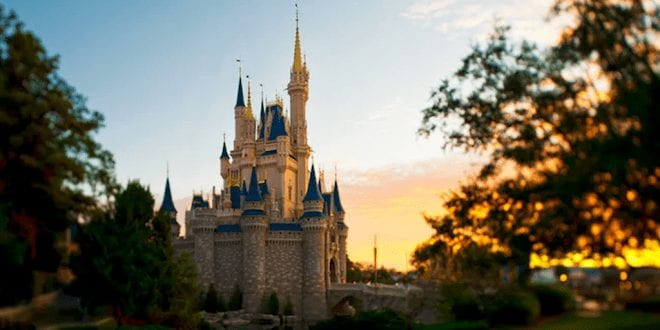 Disney's theme parks have gone vegan