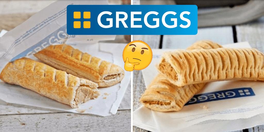 Distraught vegan offered £2 refund after Greggs serves her pork sausage roll