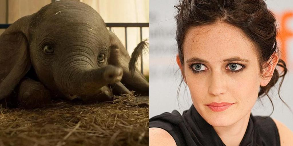 Dumbo Actress Eva Green Hates Animal Circuses Because She Wants 'Animals To Be Happy'