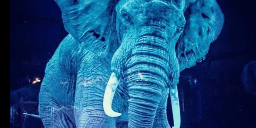 German circus rejects cruelty by replacing animals with holograms