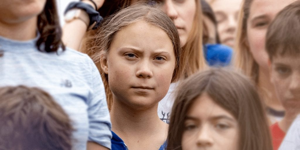 Greta Thunberg sues 5 countries guilty of climate destruction