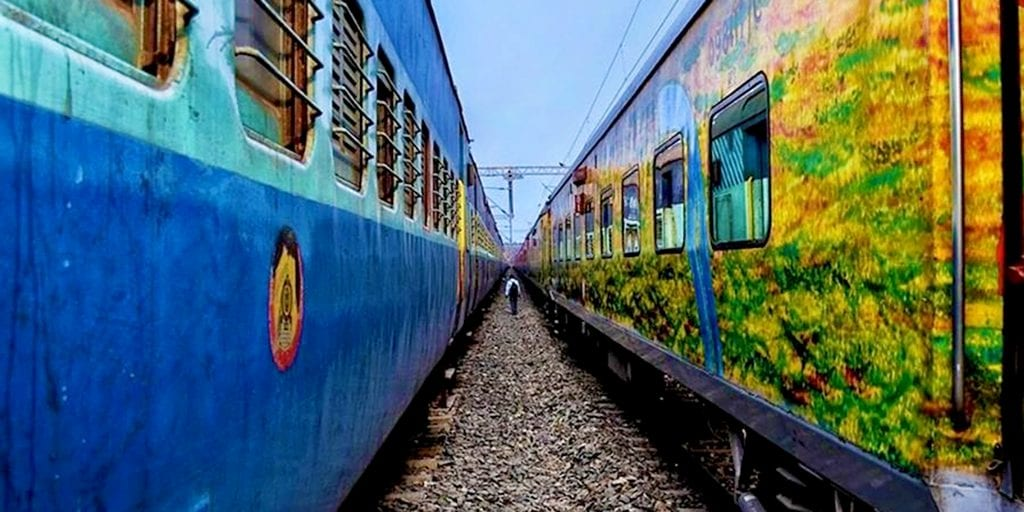 Indian railways to pay passengers to crush plastic bottles at stations