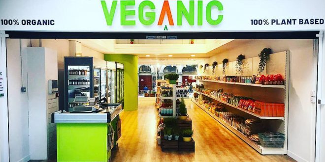 Ireland's first totally vegan supermarket has arrived