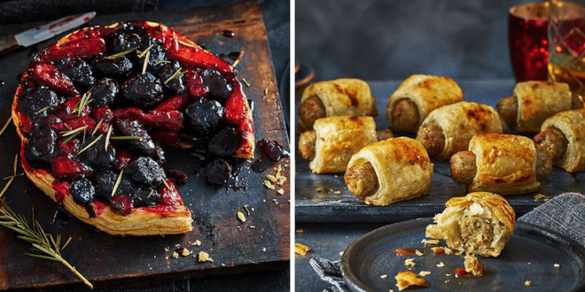 Marks & Spencer unveils extensive vegan Christmas range