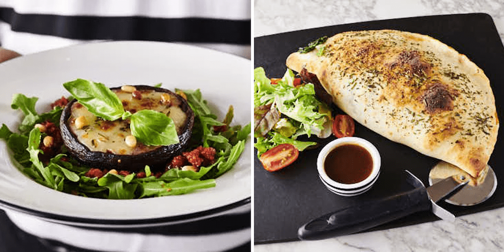 Pizza Express expands vegan range to meet a 'shift in consumer behaviour'