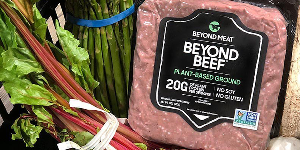 Restaurant chain replaces beef with Beyond Meat in all dishes