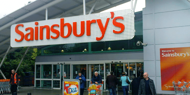 Sainsbury's to halve plastic use thanks to consumer pressure