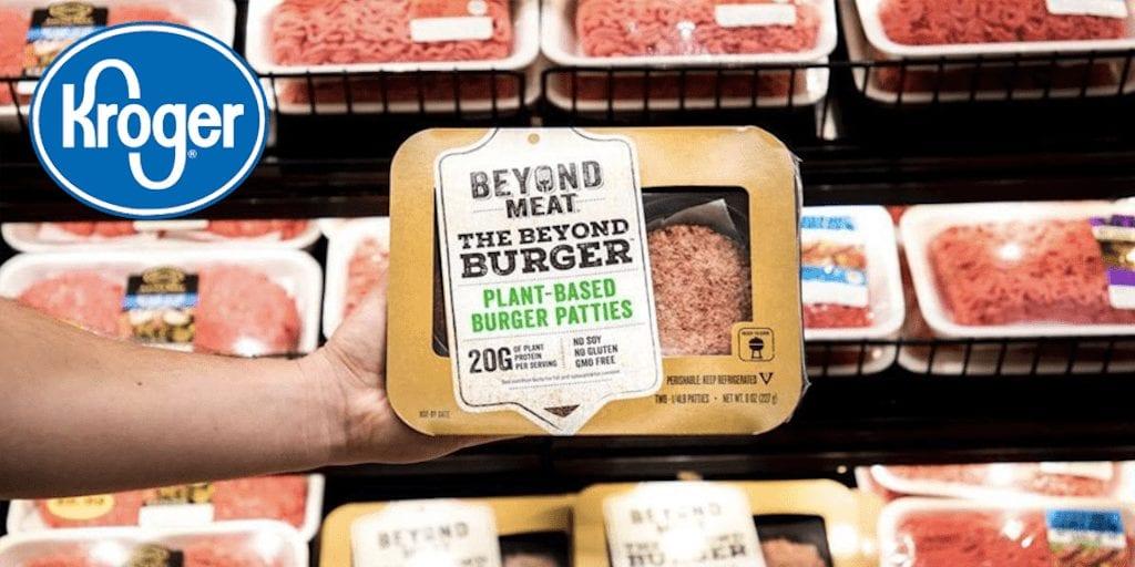 Supermarket giant Kroger launches vegan meat aisle