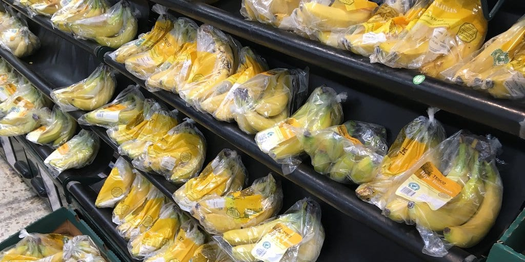Tesco to ditch products which use 'excessive' plastic