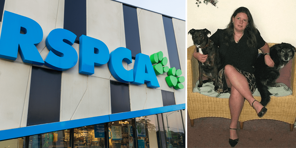 Vegan RSPCA chief forced to quit after organising protest at meat market