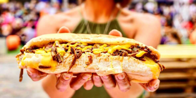 Vegan cheesesteak sandwich restaurant opens in London