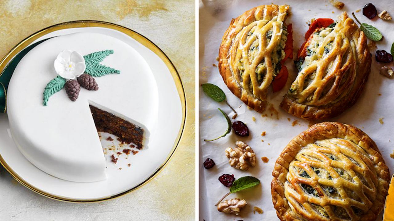 Waitrose Reveals Vegan Christmas Range Totally Vegan Buzz
