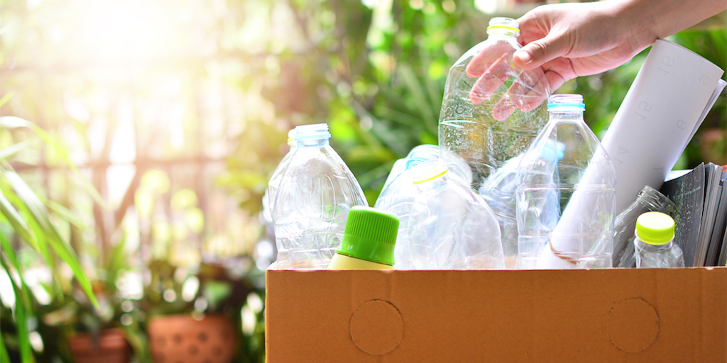49% of UK adults don't know recycling helps the environment