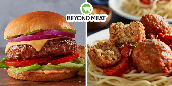 Beyond Meat sales skyrocket by 250 percent