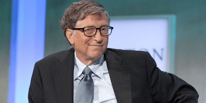 Bill Gates says people should eat more vegan meat to help fight climate change