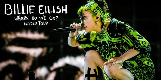 Billie Eilish plans most eco-friendly world tour ever