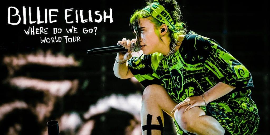 Billie Eilish plans most eco-friendly world tour ever