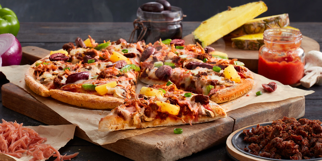 Is Dominos Open On Christmas.Domino S Launches Plant Based Hawaiian And Pepperoni Pizzas