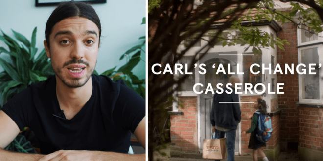 Earthling Ed hits back at farmers who 'lost their minds' over Tesco vegan sausage ad
