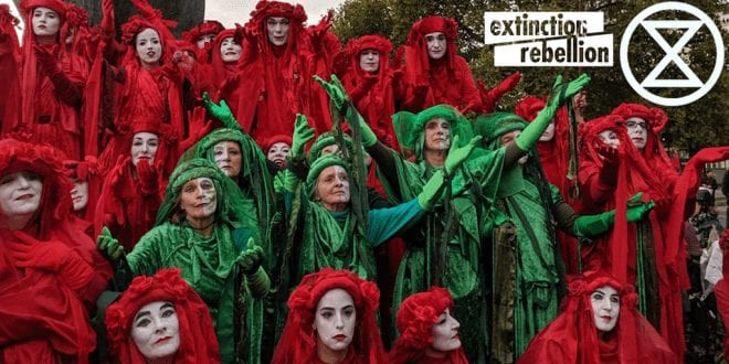Extinction Rebellion Top responses to people who find climate protests annoying