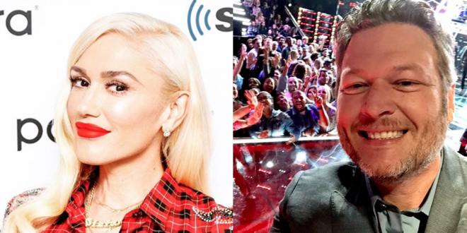 Gwen Stefani convinces boyfriend Blake Shelton to ditch meat
