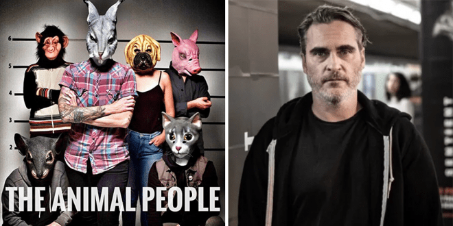 Joaquin Phoenix produces new animal rights documentary