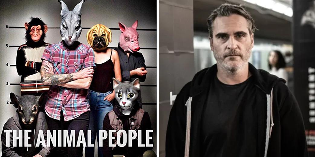 Joaquin Phoenix produces new animal rights documentary