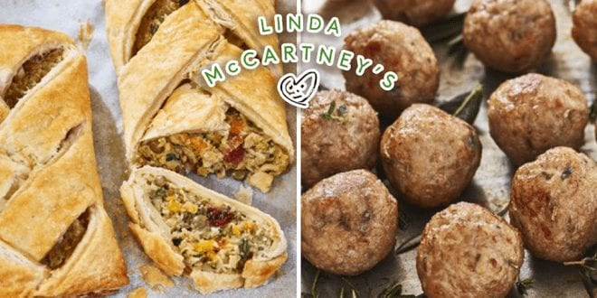 Linda McCartney reveals vegan Christmas offer including turkey-flavoured soy roast