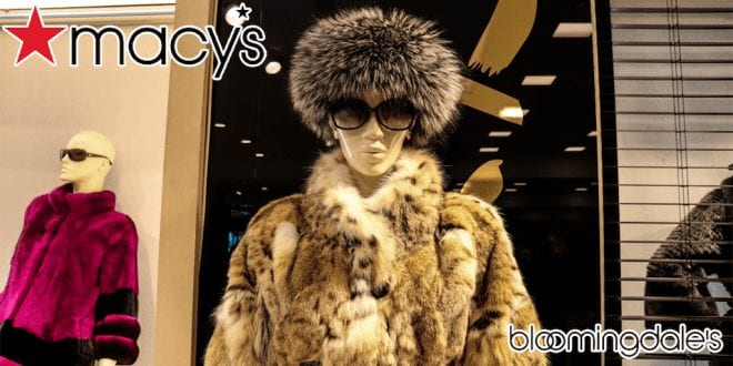 Macy's and Bloomingdales ditch fur in landmark moment for animal rights