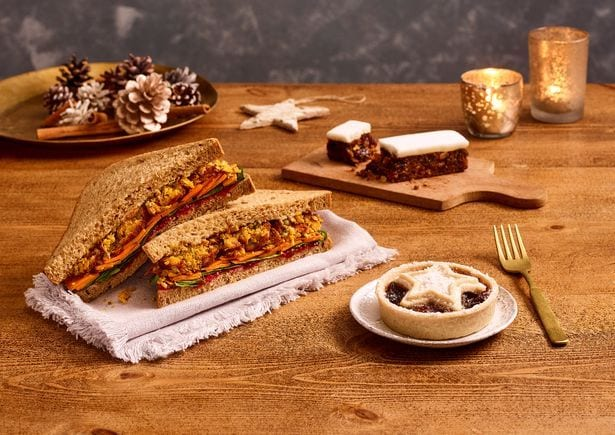 Costa Coffee Launches Vegan Christmas Menu In 2467 Stores