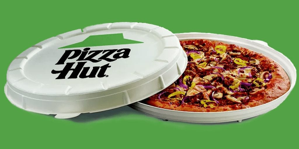 Pizza Hut is launching plant-based meat toppings in the US