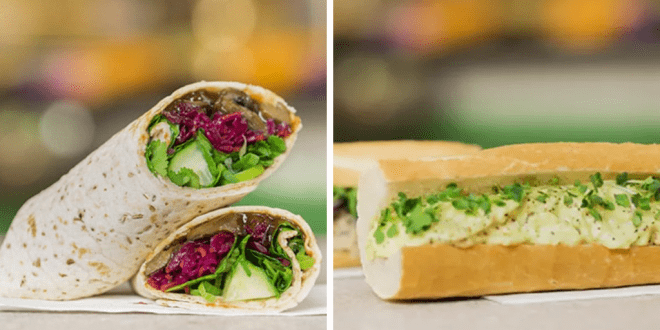 Pret launches vegan versions of duck, chicken and egg sandwiches