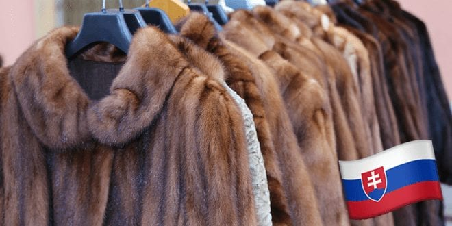 Slovakia bans fur following overwhelming public demand