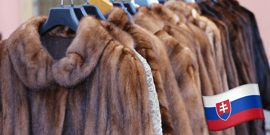 Slovakia bans fur following overwhelming public demand