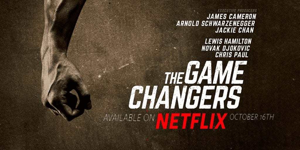 The Game Changers To Launch On Netflix This Month Totally Vegan Buzz