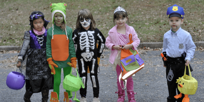 UK Halloween costumes to generate plastic waste equivalent of 83 million bottles