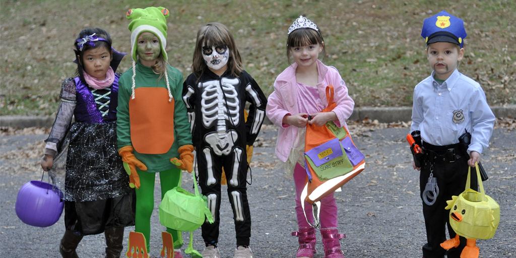 UK Halloween costumes to generate plastic waste equivalent of 83 million bottles