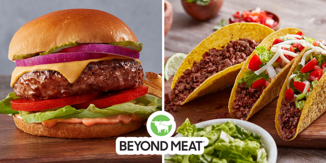 US Air Force adds Beyond Meat burgers to military base menus