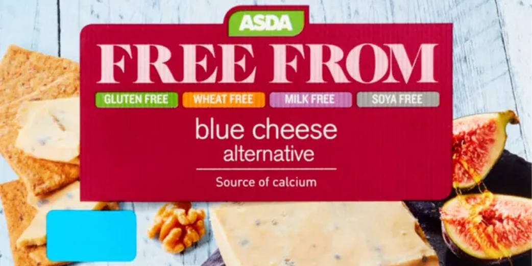 Vegan blue cheese on a budget Asda launches new vegan range