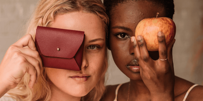 Vegan brand Samara ditches plastic in favour of apple leather