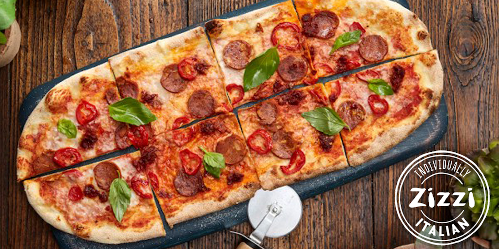 Zizzi launches plant-based pepperoni pizza