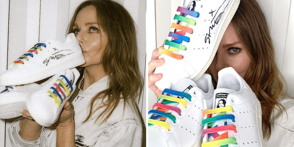 Adidas and Stella McCartney just launched the second pair of