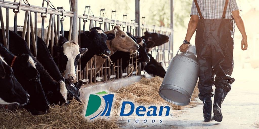 America's largest milk company announces bankruptcy