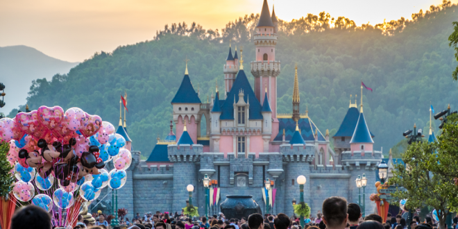 Disney to unveil its plant-based menu in spring 2020