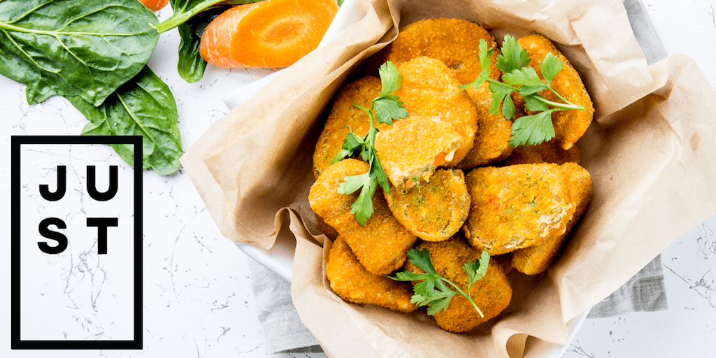 JUST set to launch slaughter-free chicken nuggets made from animal cells