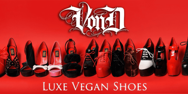 Kat-Von-D-launches-vegan-footwear-made-from-apples