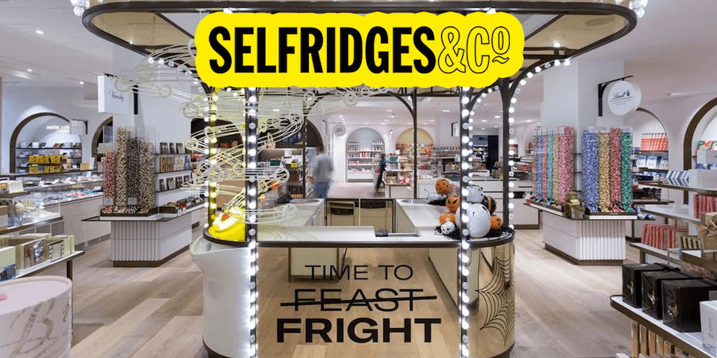 Selfridges UK unveils a massive sweets hall with a dedicated vegan counter